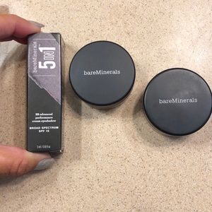bare Minerals NEW never opened makeup